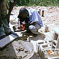 latrines CEG - construction intervenants 1