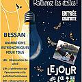 <b>Astronomie</b> à Bessan
