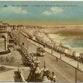 76- LE HAVRE - Plage et Entrée du port, vues du Casino