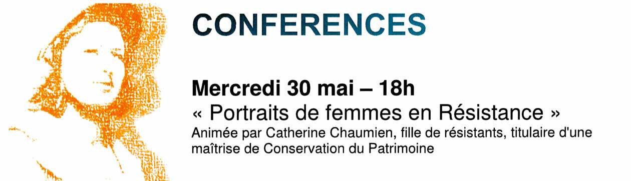 """Calendrier 26 mai-2 juin 2018 à la bibliothèque de Sault: exposition/conférences """"René CHAR et la SAP 39-45, le Maquis Ventoux"""""""