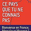 Le nouveau livre de François <b>Ruffin</b>