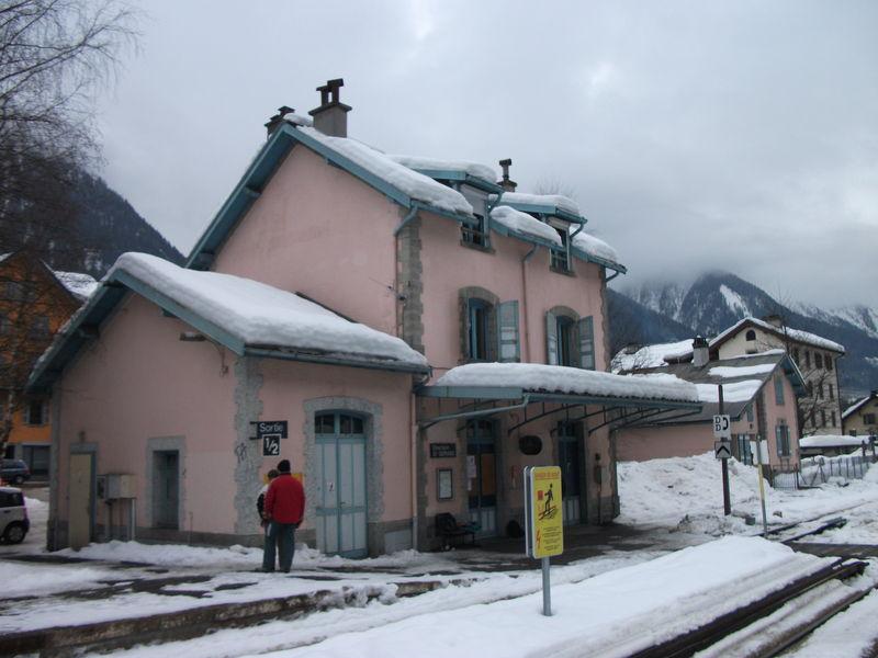 Les Bossons (Haute-Savoie)
