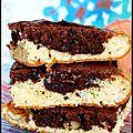 <b>Gâteau</b> Choco / Nature