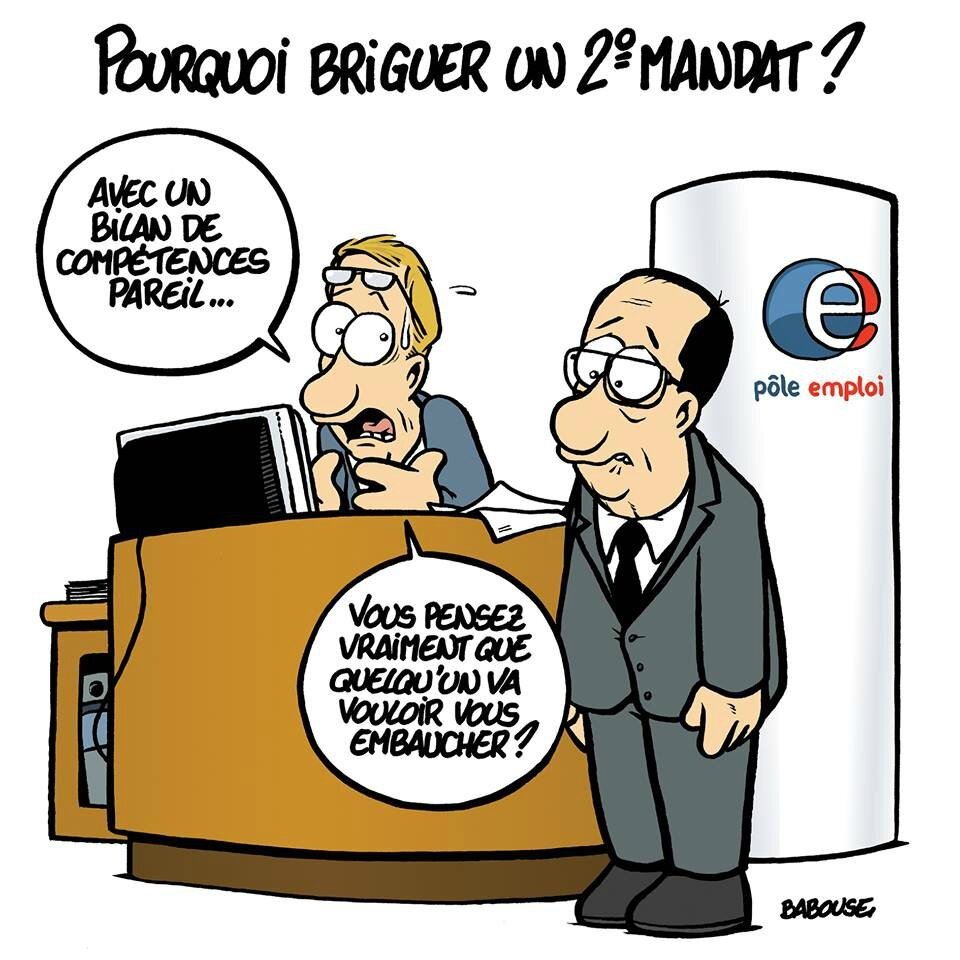 ps hollande humour election