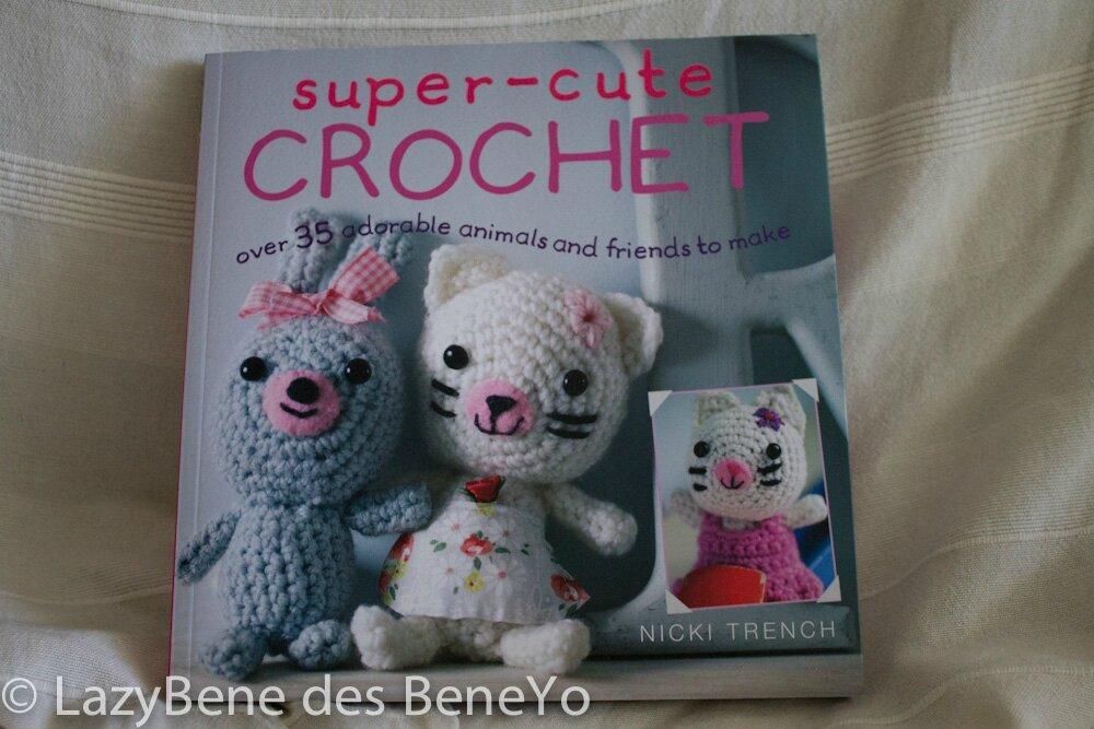 livre super cute crochet