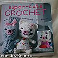 livre super cute crochet