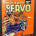 Nick Fury Agent du S.E.R.<b>V</b>.<b>O</b>. - Jim Steranko