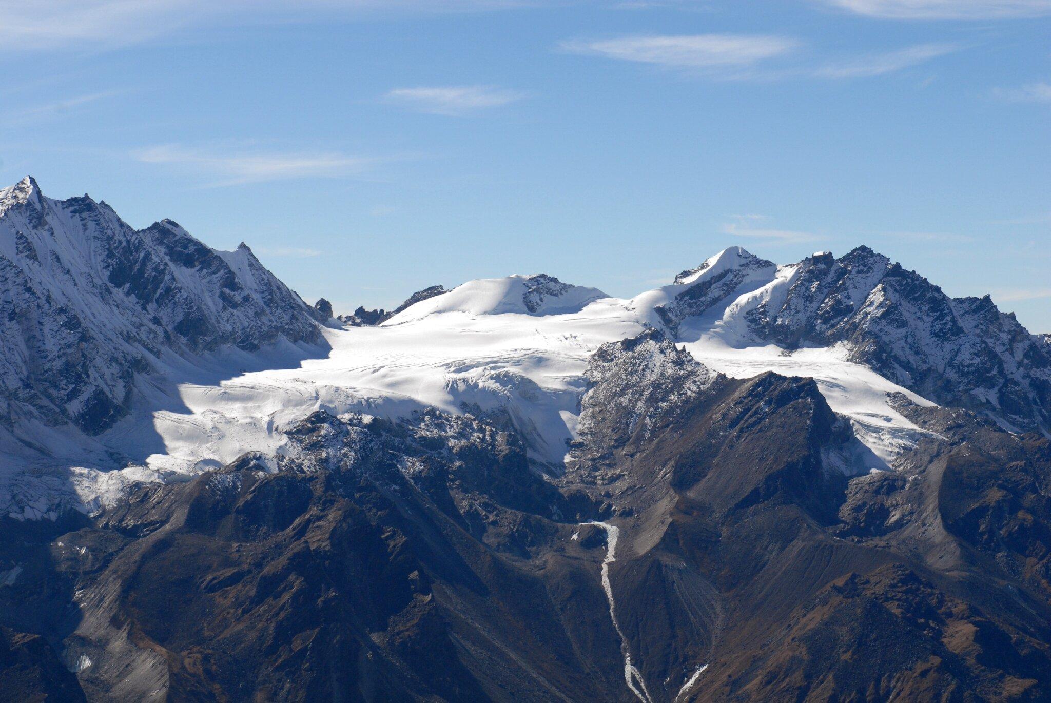 glacier du Pongen Dopku
