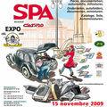 Bourse de pièces 2009 du <b>Rétromobile</b> Club de Spa