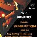 Paris Contrebasses Concerts