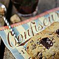 Cookies choco, noisettes & carambar + 1 nouvelle vidéo !