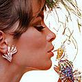 <b>1963</b>, Jean Shrimpton par Bert Stern
