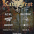 Kave fest news/ insolvency remplace temnein !