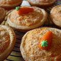 Tartelettes de pâques pour la pentecôte :-)