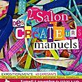 <b>Salon</b> des <b>Créateurs</b> manuels à Viroflay