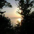 Hongrie, bord du lac Balaton