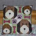 Coussin chiens