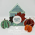 Boîte Maison Collection Gather together - <b>Tutoriel</b>