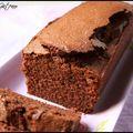Le cake tout chocolat de maja !