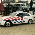 Véhicules de Police