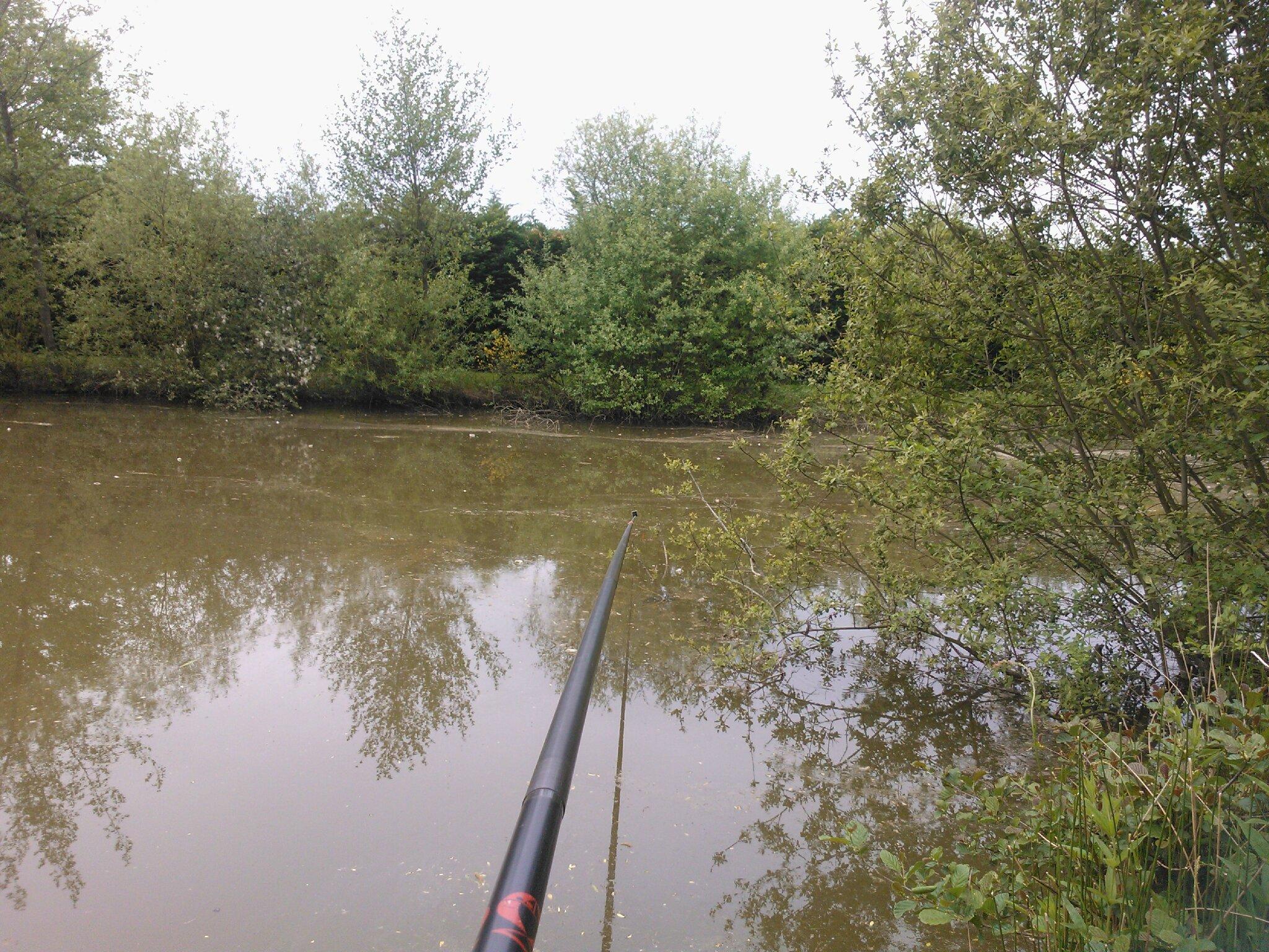 10 dehors, 12 dedans... Belle pêche !