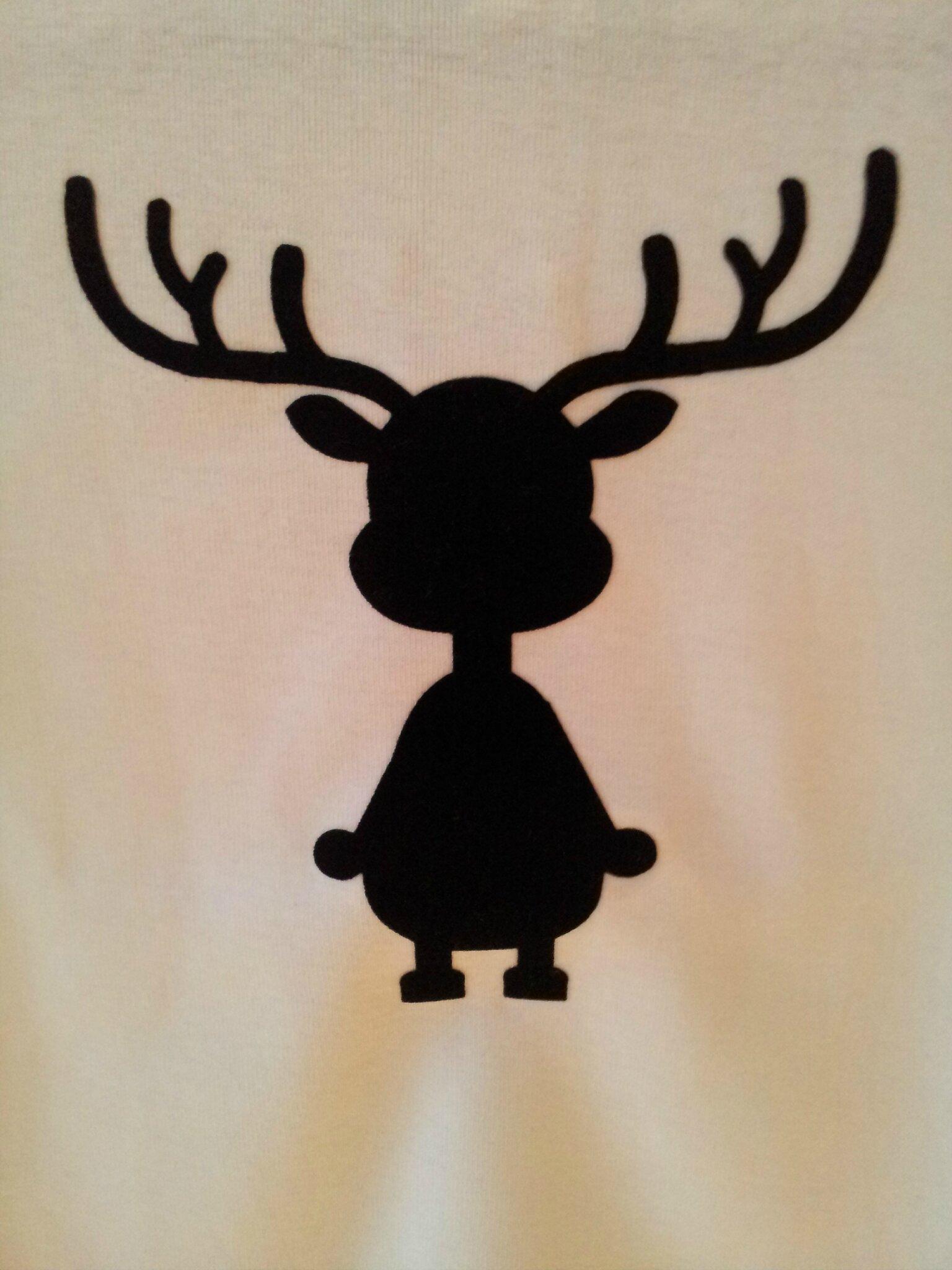 FENETRE 13: Le t-shirt renne