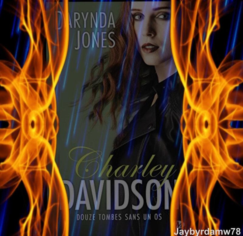 Charley Davidson tome 12 : douze tombes sans un os (Darynda Jones)