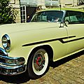 Béthune Rétro 2016 - <b>Pontiac</b> Eight Custom Catalina '53 & Chrysler Royal '41