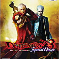 Test de <b>Devil</b> May Cry 3 : Special Edition (Playstation 2) - Jeu Video Giga France