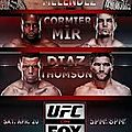 UFC ON FOX 7: <b>live</b> stream