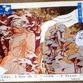 Mail art call Alfons MUCHA
