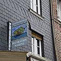 LE <b>BATEAU</b> BOUTEILLE Honfleur Calvados décoration