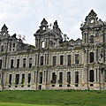Chateau mennechet - chiry-ourscamp - oise - france