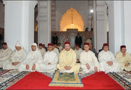 أمير المؤمنين جلالة الملك محمد السادس