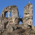 Le château de la Tourette