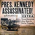 November 22 1963: President Kennedy was assassinated