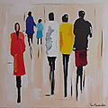 les tableaux d' Yves Decaudan