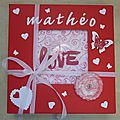 MATHEO mini album