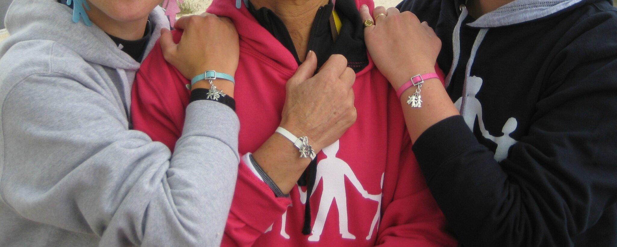 Les Bracelets PourTous d'Hortense, Sabine et Aurore