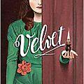 Velvet, de Mary Hooper