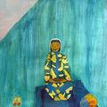 Anna d'après Matisse