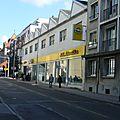 L'opération immobilière de la seger, avenue fontaine-argent...