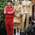 Samantha, mark et charlotte ronson pour vogue