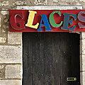 <b>Glaces</b> (entrée interdite)