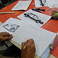 Comment dessiner une voiture tout en s'amusant