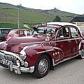 PEUGEOT 203 berline découvrable 1954 Soultzmatt (1)