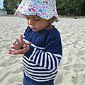 Défi de filante #2 - sur le sable...