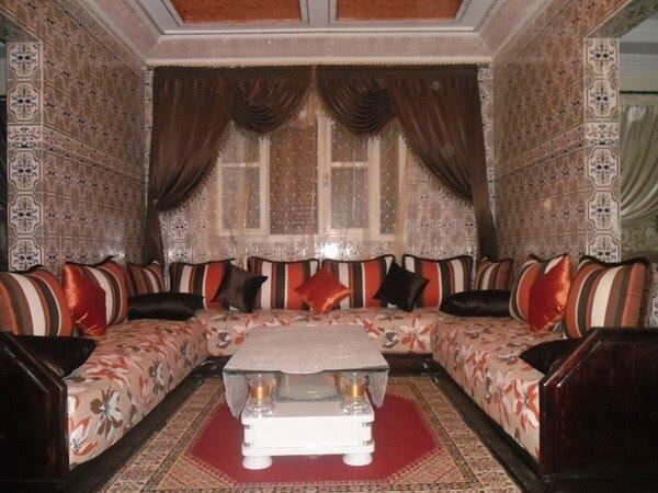 Salon marocain design: 2017 richbond - Decoration salon maroc