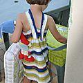 Robe bain de soleil de miss couture