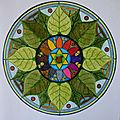 L'ART du COLORIAGE : mes MANDALAS - MORGANE T. CREATIONS